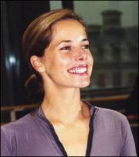 Darcey Bussell the internationally acclaimed ballet dancer