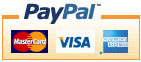 Pay with Paypal account or Credit Card